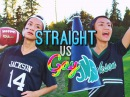 Straight vs Gay: High School!