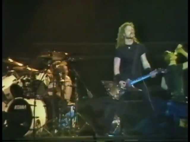 Metallica Am I Evil? 1993.03.01 Mexico City Mexico Live Sh t audio