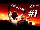 F1 2011 [ENG] - Season 1, Race 1 - Let's Play #1 [PC] [No Comments]