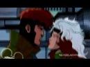 Gambit and Rogue Actual Scenes