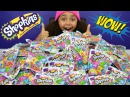 250 Shopkins Season 4 Blind Bags Opening | Mega Toy Haul | Kids Toy Review