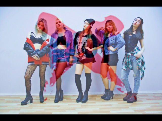 [ K POP COVER DANCE ] 포미닛 ( 4MINUTE ) - 싫어 ( Hate ) cover by PartyHard
