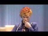 David Bowie on Cocaine (1974)