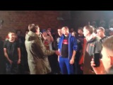 Фристайл батл 2х2 Гнойный , Фаллен МС vs Lokos и кто то еще (31.01. 2015)