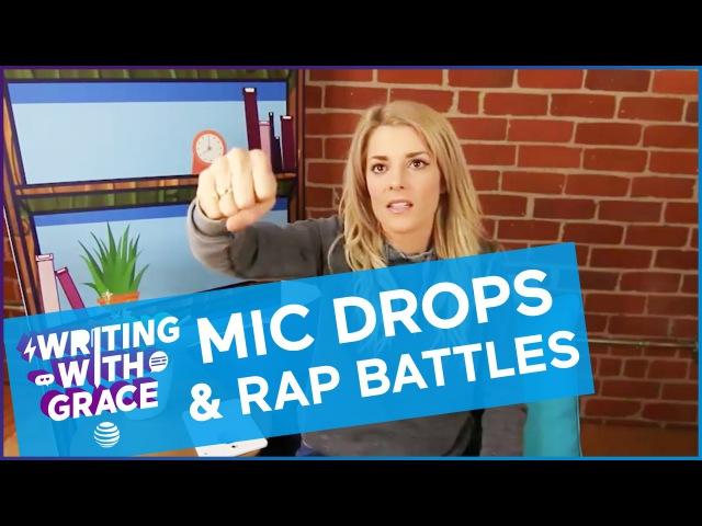 MIC DROPS RAP BATTLES / WWG EP 7 Grace Helbig