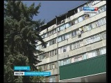 Погорельцы в Ессентуках в ожидании жилья