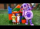 ✿ ЛУНТИК Подарок для Лунтика Kids Videos Новые Серии 2016 года про Лунтика Игры для Детей Кубики