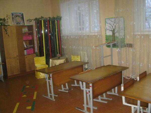 Учебная зона кабинета ПКПП