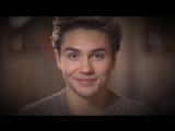 George Shelley persuades Ferne McCann to pay for their meal at Zizzi using Qkr! with Masterpass