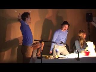 """Репортаж о спектакле """"Вольке"""" в программе """"Сегодня в Тамбове"""""""