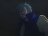 концовка  из  аниме Небо и земля Tenjou Tenge - 22 серия