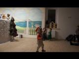 17-00 03.01.2015 Танец лесных зверей (отрывок из кукольного спектакля)