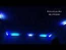 Подсветка потолка цветомузыкой DiscoLux