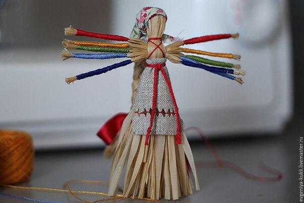 Как сделать куклу десятиручка своими руками 12