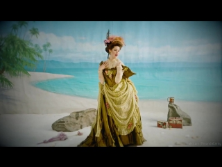 19th century striptease | amanda cerny