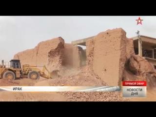 Боевики ИГИЛ взорвали древний ассирийский храм в Ираке