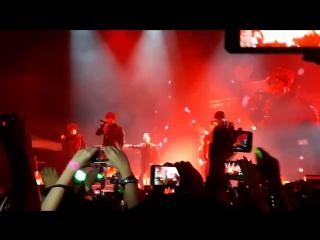 [fancam] 160501(02) one shot @ b.a.p live on earth 2016 world tour mexico awake!!