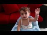 Реакция девочки, Ма ша Аллах