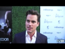 Matt Bomer (Monroe Stahr) Interview - The Last Tycoon