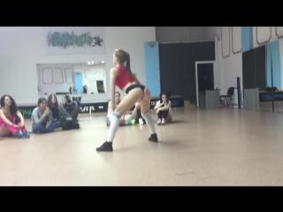 TWERK Battles 2016-best moments (Polina Dubkova)