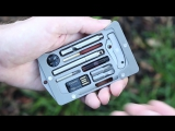 Jackfish Survival Titanium Credit Card Holder