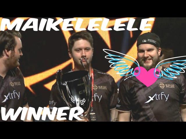 Oczosinko MAIKELELE WINNER SONG