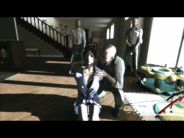 Tom Clancy's Rainbow 6 Patriots Announcement Trailer