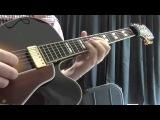 Take Five - Melody and Paul Desmond Solo - Guitar Transcription Cover