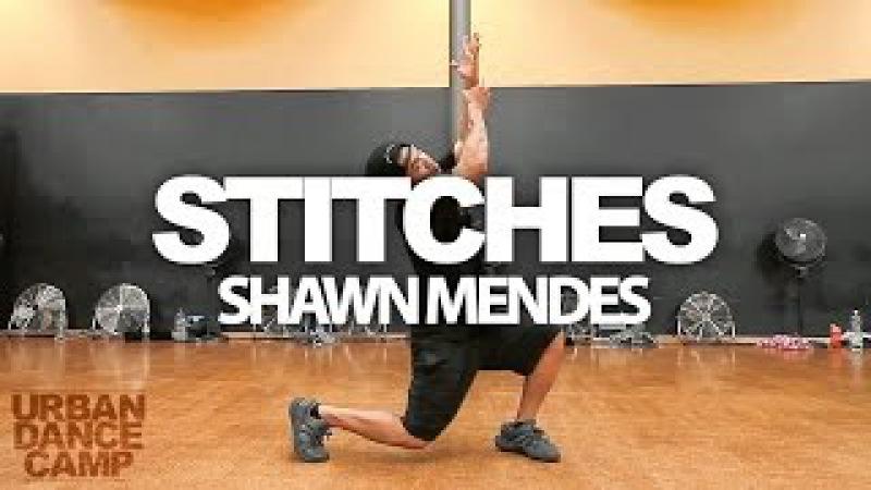 Stitches - Shawn Mendes Jun Quemado Choreography, Mos Wanted Crew 310XT Films URBAN DANCE CAMP