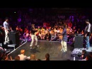 Beatdance Contest 2013 1/4 final Lil Wrecker vs Candyman / Blackdoe vs Beusbengal