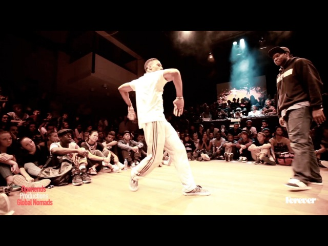 Judge Battle MONSTAPOP vs CREESTO Popping Forever 2014