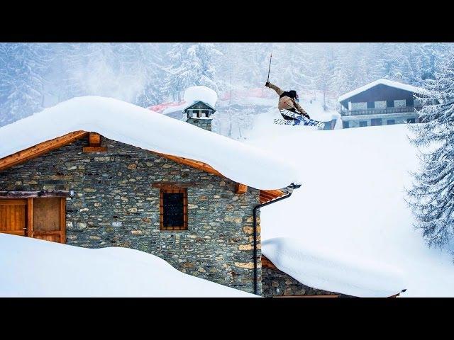 Keep Your Tips Up Escape to the Italian Alps S1E4 смотреть онлайн без регистрации