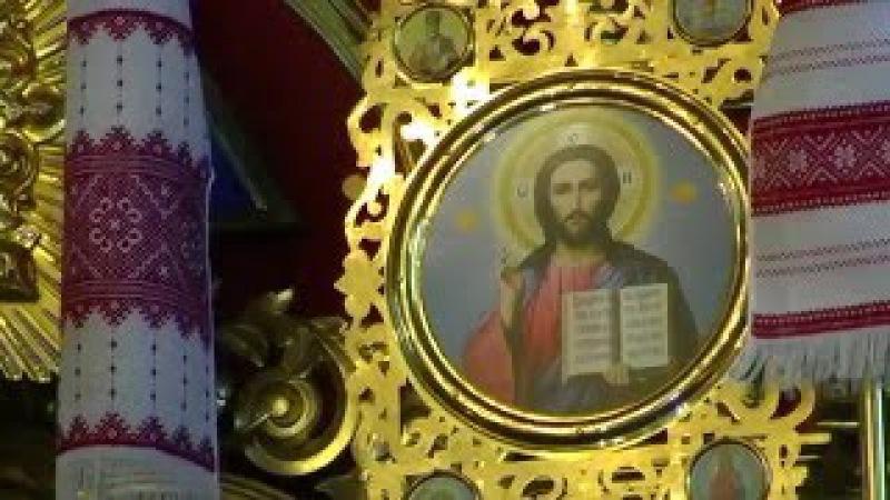 Різдвяний концерт хору Анафора 17 01 2016