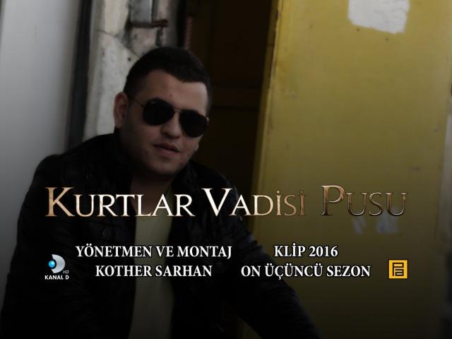 Yeni Klip 2016 KVP On Üçüncü Sezon Yönetmen Ve Montaj Kother Sarhan
