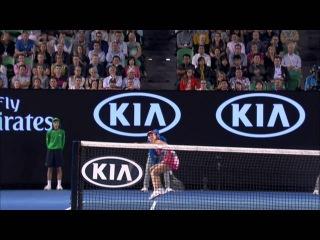 Madison Keys v Ana Ivanovic highlights (3R)