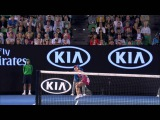 Madison Keys v Ana Ivanovic highlights (3R)