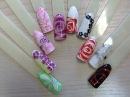 Дизайн ногтей по мокрому гель лаку ( фото-уроки )