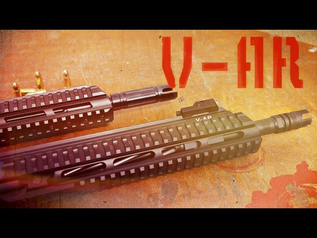 V-AR - чешский карабин на базе AR15