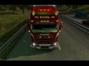 Euro Truck Simulator 2 Scania Weeda 124L Holland Truck