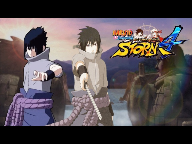 Naruto Storm 4:Sasuke Storm 3 (Moveset Mod ) Fix 25.05.2016