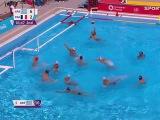 Первые Европейские игры / Водное поло. Мужчины / Russia2.tv