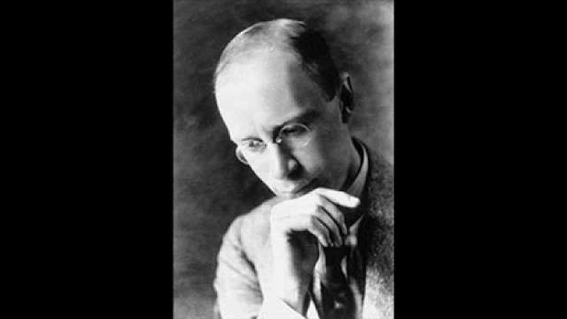 Сергей Сергеевич Прокофьев - Concerto No.1 In D Flat, Op.10 - I. Allegro Brioso