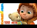 Teddy Bear, Teddy Bear, Turn Around Nursery Rhymes for Kids and Children Baby Song Dave and Ava
