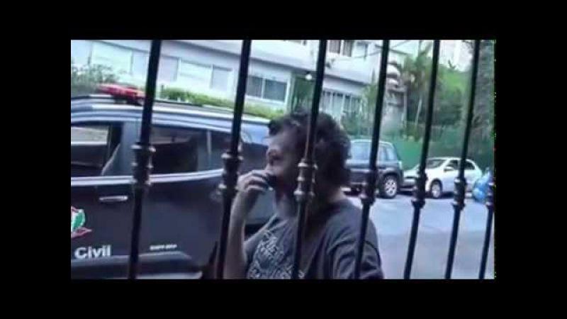 Daniel Fraga - vídeo censurado pela polícia