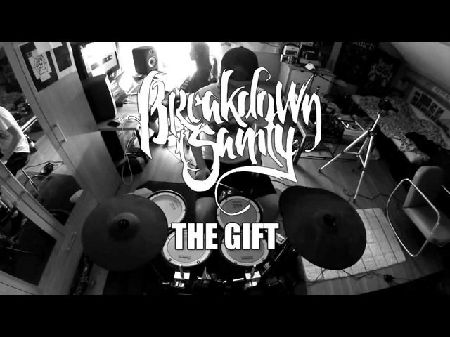 Breakdown of Sanity - The Gift Drum Cover By Tom Verstappen