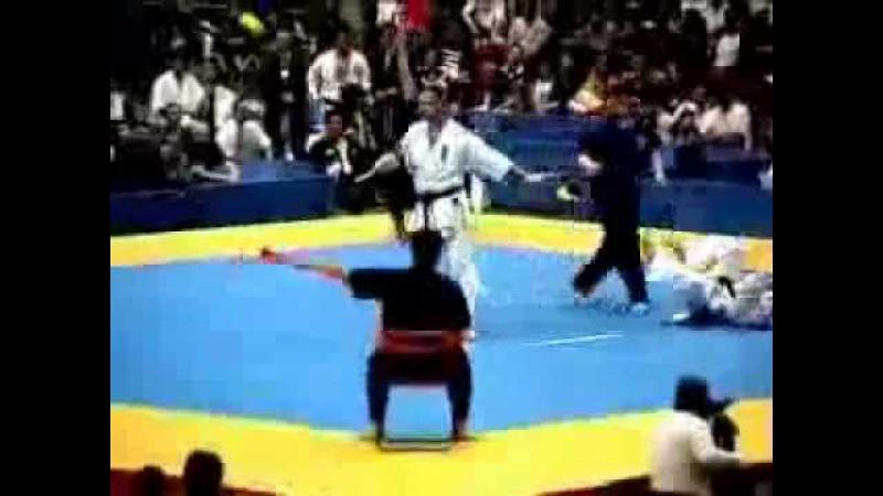 Клип Ты не один про киокушин карате