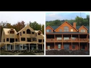 Основные преимущества и недостатки строительства домов из СИП-панелей