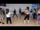 Agatha Jones Maria sanford Dance School - afro jazz
