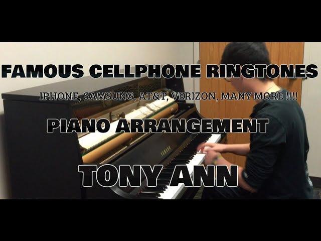 Піаніст виконав класичні рингтони iPhone на фортепіано
