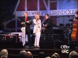 Ricky Skaggs, Marty Stuart &amp Patty Loveless - The Lonesome River.avi